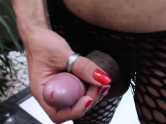 Yummy Ladyboy Is Intend To Drill Her Fuckable Holes Wildly