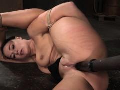 slut-pussy-punished-while-hanged-upside-down