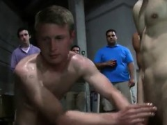 Teen boy sports physical exam sex story