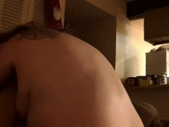 Bbw Milf From Milfsexdating Net Riding On My Dick