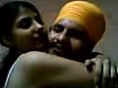 Desi Punjabi Couple Making Love