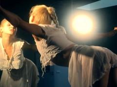 flexible lena shows nude gymnastics Striptease