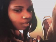 Ebony big girl bj 4 cash Beatrice