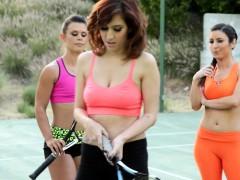 lez-threeway-after-tennis-practice-went-wrong