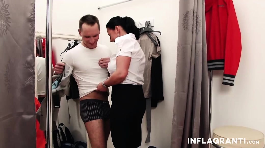 100% 11:53 Horny German MILF Talena slammed by a young cock