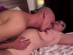 Chubby Mature Fucked By Younger Guy