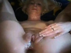 Homemade dirty milf anal