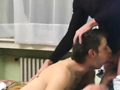 Hot Gay Couple On Hardcore Anal Sex