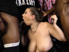 black-cock-slut-at-the-party