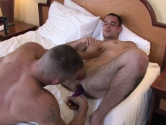 Horny Soldiers With Big Dicks Rick And Craig Fucking Hard