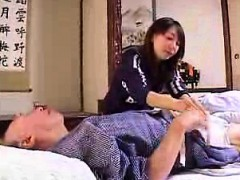 Insatiable Japanese Housewife Makes No Attempt To Resist A