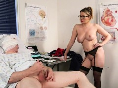 nurse-domina-watches-jerk