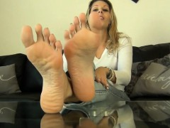 The Smelly Wet Foot Of Nikki Worship Bst Bst