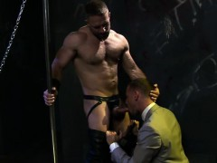 Hairy Gay Fetish And Cumshot