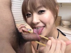 Misa Kikouden Amazing Pov Encounter With A Big Cock