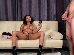 ebony voyeur videos