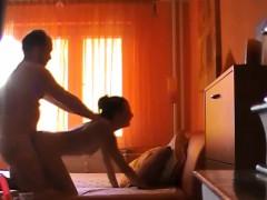 Young Amateur Slovak Slut Fuck