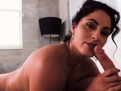 Mature Babe Cristal Caraballo Gets Humped By Her Boy Toy