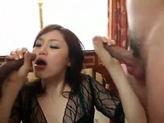 Asian Threesome With Double Blowjob And Pussy Gaping PornoShok-dir
