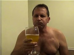 pervert-tom-pearl-drinks-his-piss