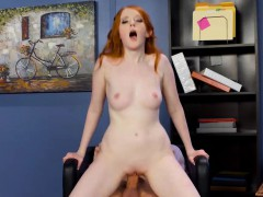 redhead-schoolgirl-pounded-by-her-professor-in-his-office