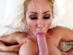 Pov Fucked Asian Facial