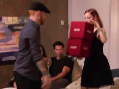 Swingers Having Sexy Action In Reality Show PornoShok-dir
