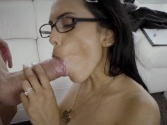 Teamskeet Hot Latina Takes A Huge Cock