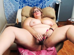Opinion you fat chick anal masturbation that
