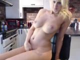 Sexy Big Tits Tramp Marvelous Masturbation