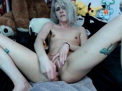 Hot Solo Babe Masturbation Fun