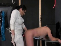 german-mistress-pegs-guy-with-red-strapon