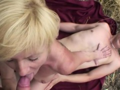 mature-blonde-threesome-in-public-with-young