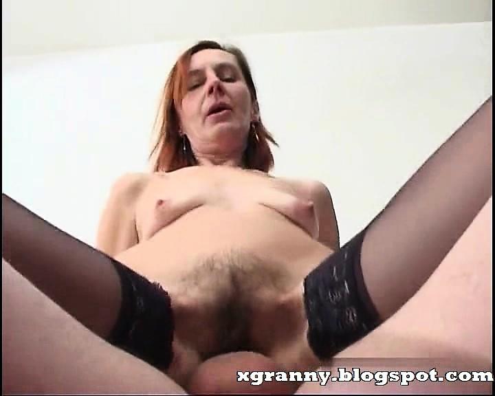 Russian Mature Maid Anal