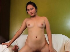 Thai Playgirl With A Body Gets Her Pussy Nailed Coarse