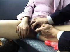Young Japanese Bitch Gives A Steamy Pov Oral Pleasure