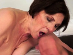 Old Granny Gets Pounded