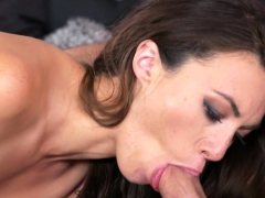 stunning-brunette-milf-drains-big-dick
