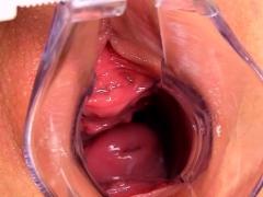 Natural Tits Nurse Gaping With Cumshot