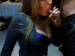 sexy-cleavage-girl-shows-her-sucking-skills