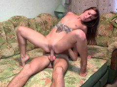 This Horny Guy Knew His Sexy Girlfriend Was Coming Back