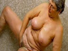 omahotel-horny-grandma-chubby-solo-play-footage