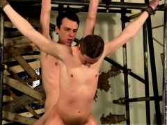 Xxx Gay Bondage The Boy Is Just A Hole To Use