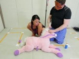 Teen bondage tied orgasm Talent Ho
