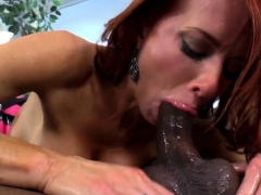 redhead-mistress-pegging-and-deepthroating