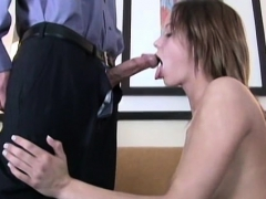 Teenage Slut Amaleigh Gets Her Tight Pussy Fucked Hard