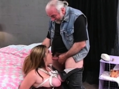 Wicked Spanking And Sex In Non professional Thraldom Clip