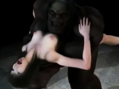 monster-porn-threesome-fucked-sakura