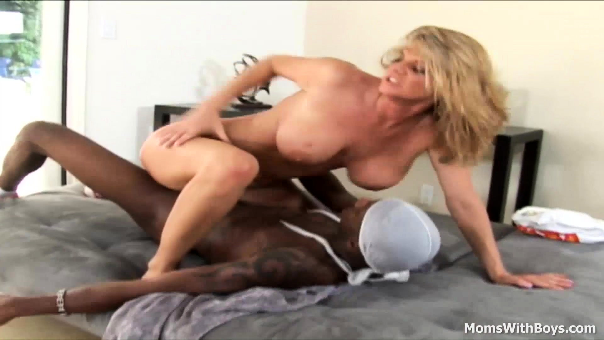 Busty Milf Fucks Younger