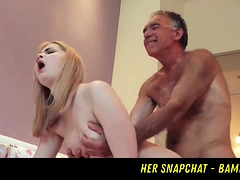 18 yo bangs old in his bedroom her snapchat – bambi18xx